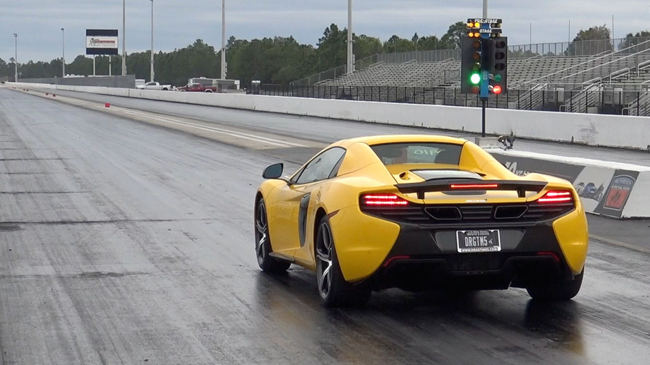 2015 Volcano Yellow McLaren 650S Spider picture, mods, upgrades
