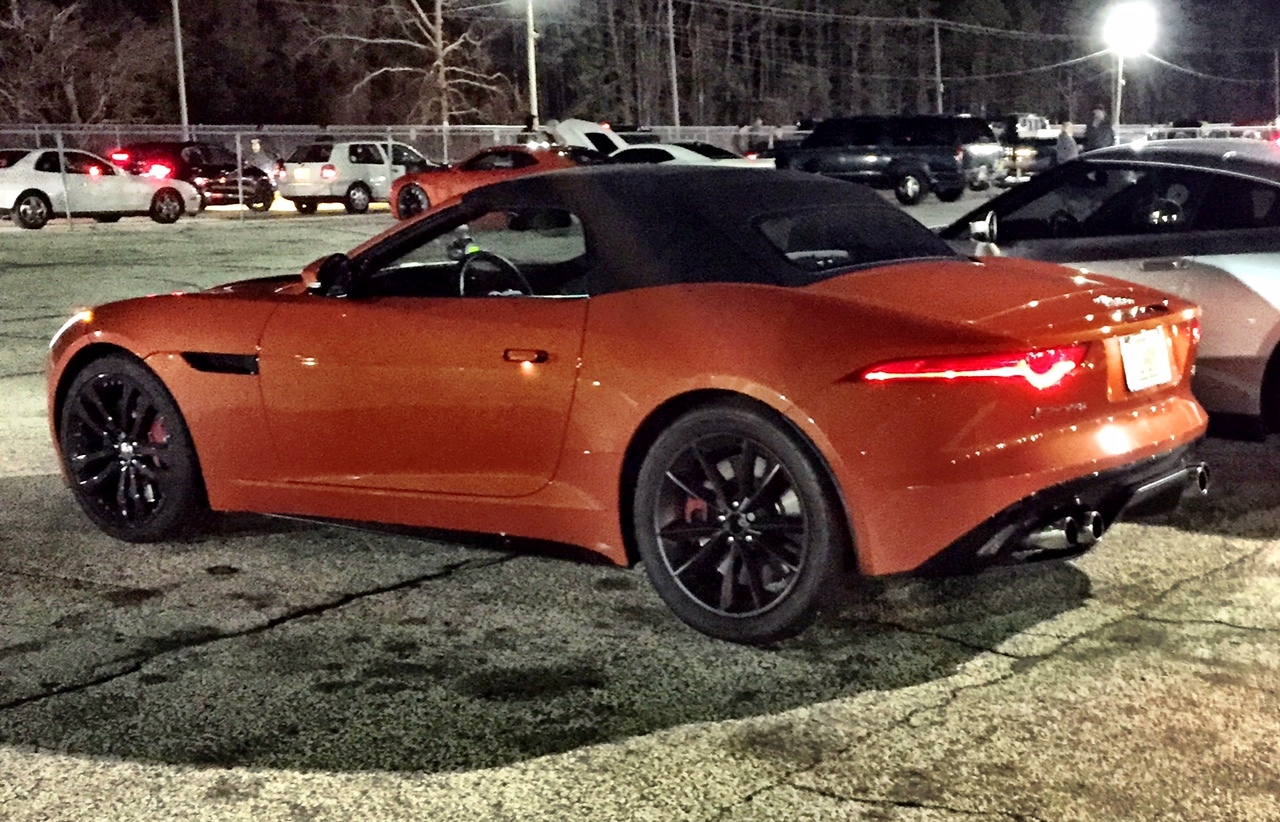 2014  Jaguar F-Type V8S picture, mods, upgrades