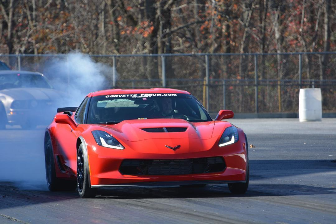 Torch Red 2015 Chevrolet Corvette C7-Z06