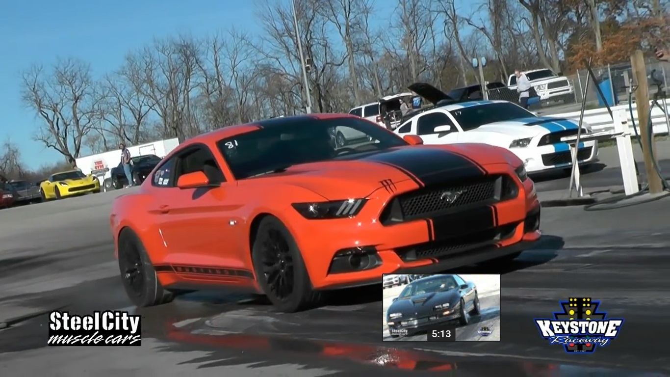 Mustang Gt 0 60 >> 2015 Ford Mustang Gt Whipple Supercharger 1 4 Mile Trap Speeds 0 60