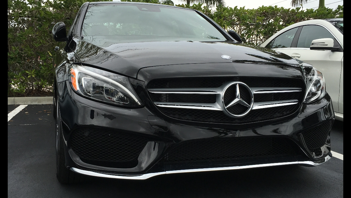 2015 mercedes benz c400 c400 sport 4matic 1 4 mile drag for Mercedes benz c400 4matic
