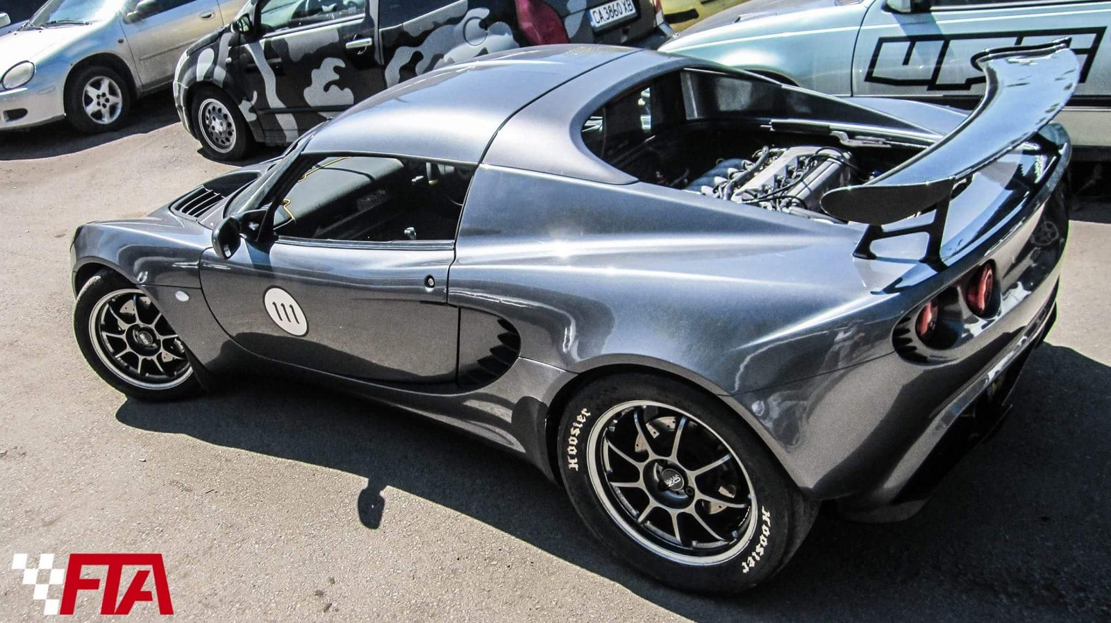 2002 lotus elise 111r gt3076 1 4 mile trap speeds 0 60. Black Bedroom Furniture Sets. Home Design Ideas