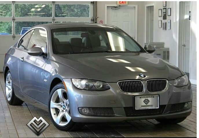 Space Gray 2008 BMW 335xi