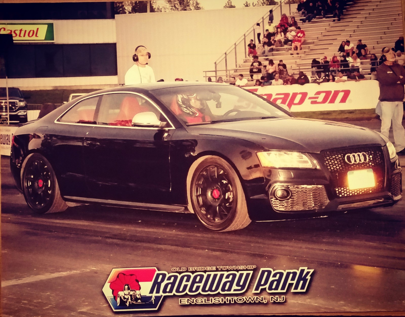 2009 Audi S5 1 4 Mile Trap Speeds 0 60 Dragtimes Com