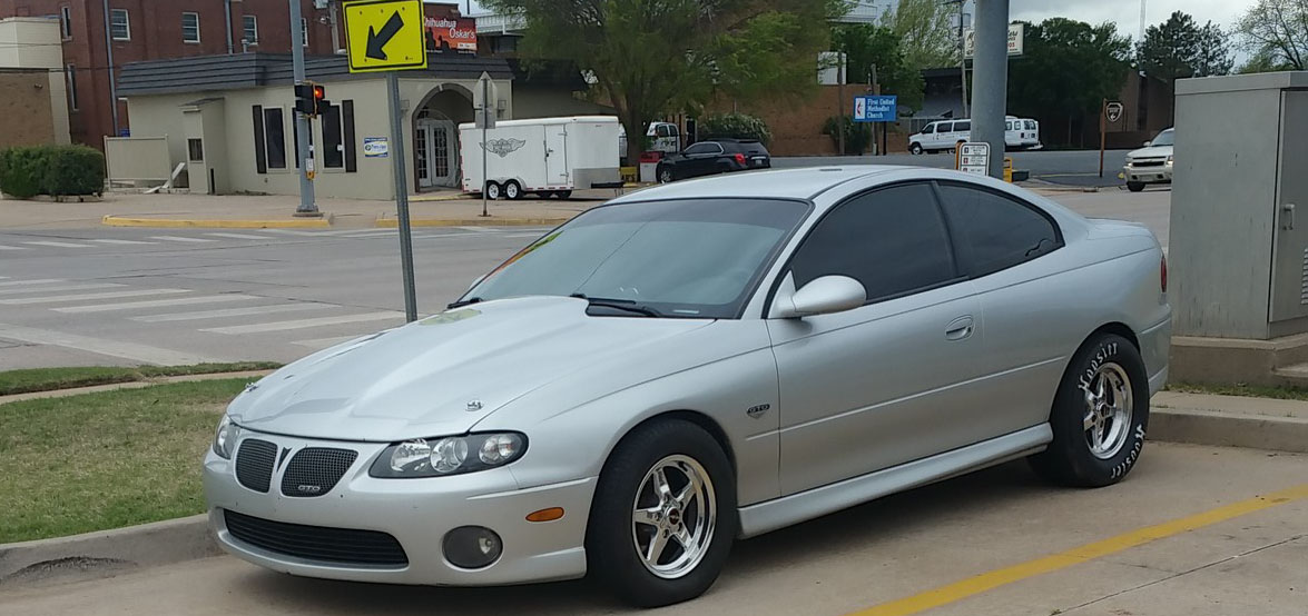 Quick Silver 2005 Pontiac Gto