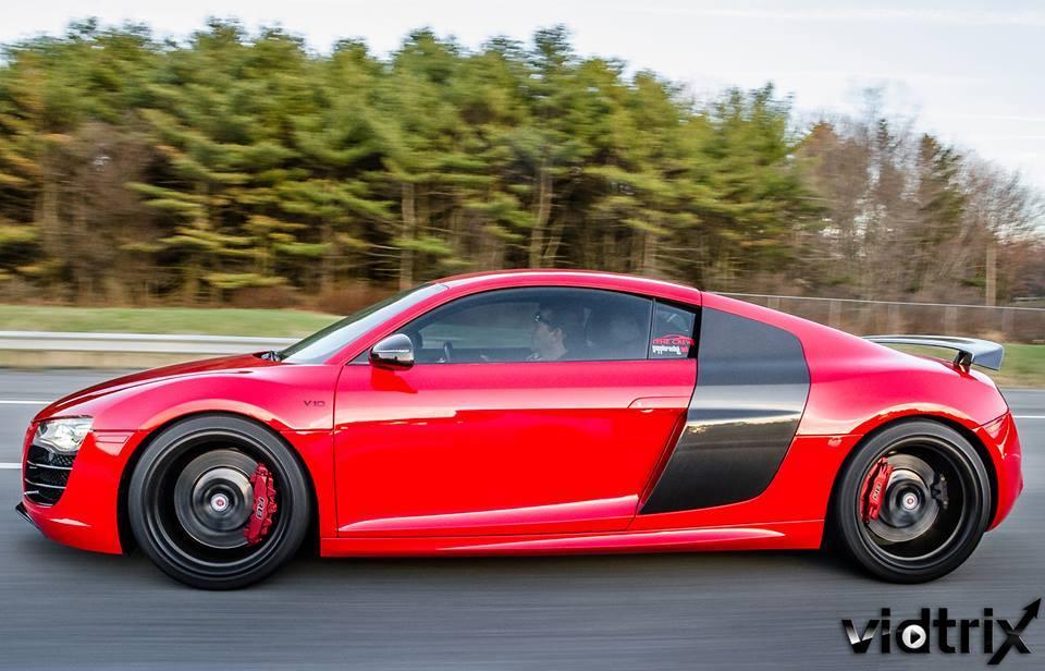2012 Audi R8 V10 Dyno Sheet Details Dragtimes Com