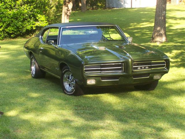 1969  Pontiac GTO  picture, mods, upgrades
