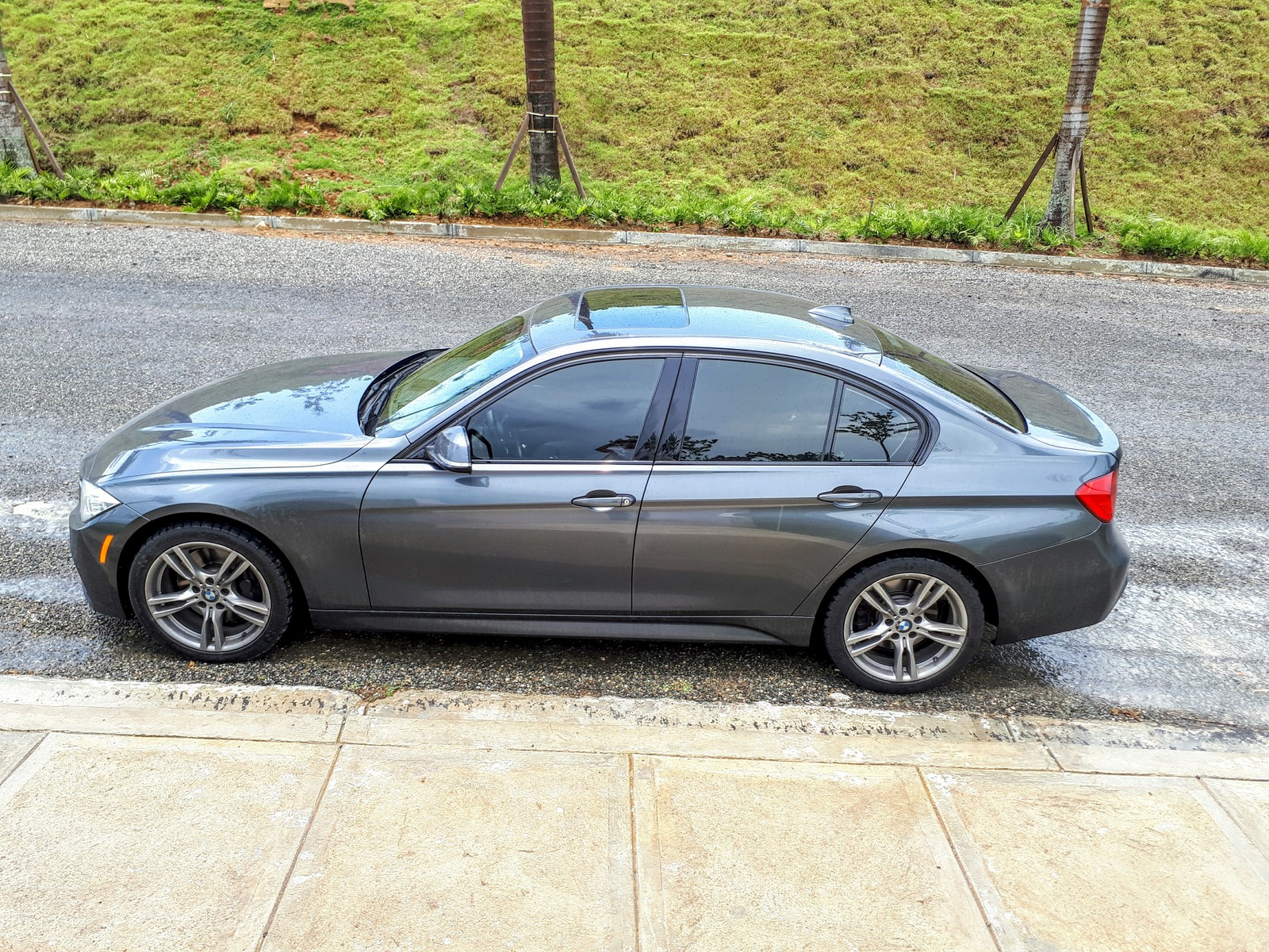 2013 Grey BMW 335xi M Sport picture, mods, upgrades