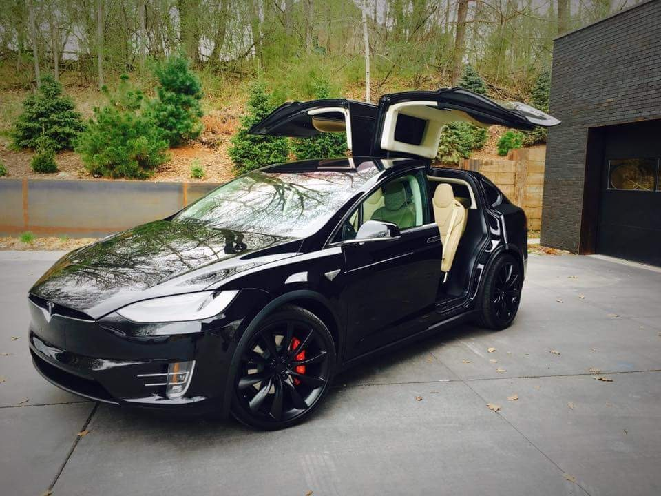 stock 2016 tesla model x p90d 1 4 mile trap speeds 0 60. Black Bedroom Furniture Sets. Home Design Ideas