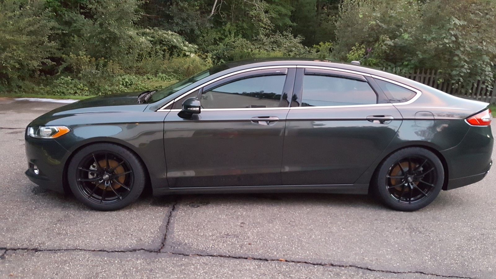 Guard 2015 Ford Fusion SE AWD