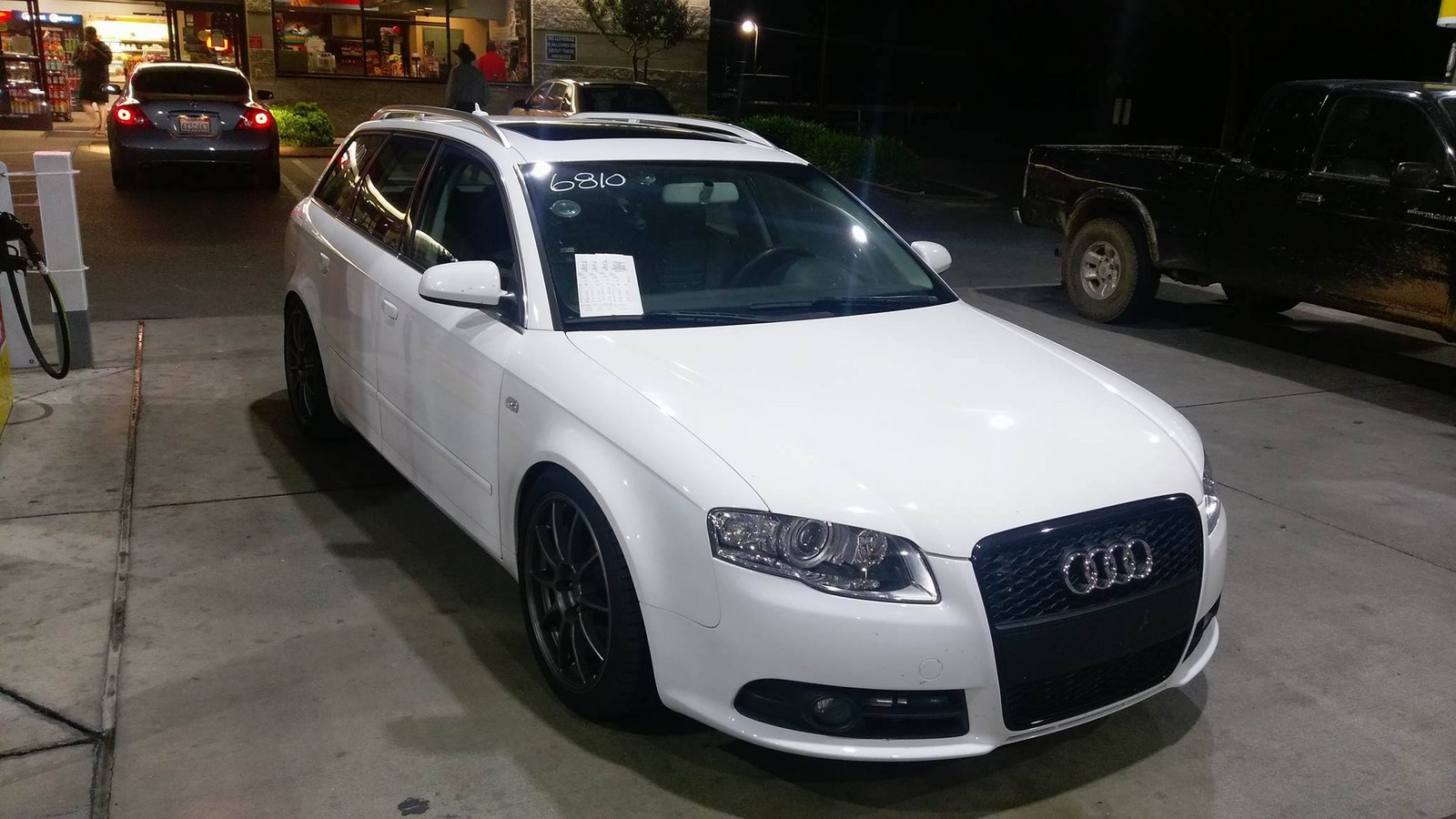 2007 Audi A4 Avant 1/4 mile trap sds 0-60 - DragTimes.com