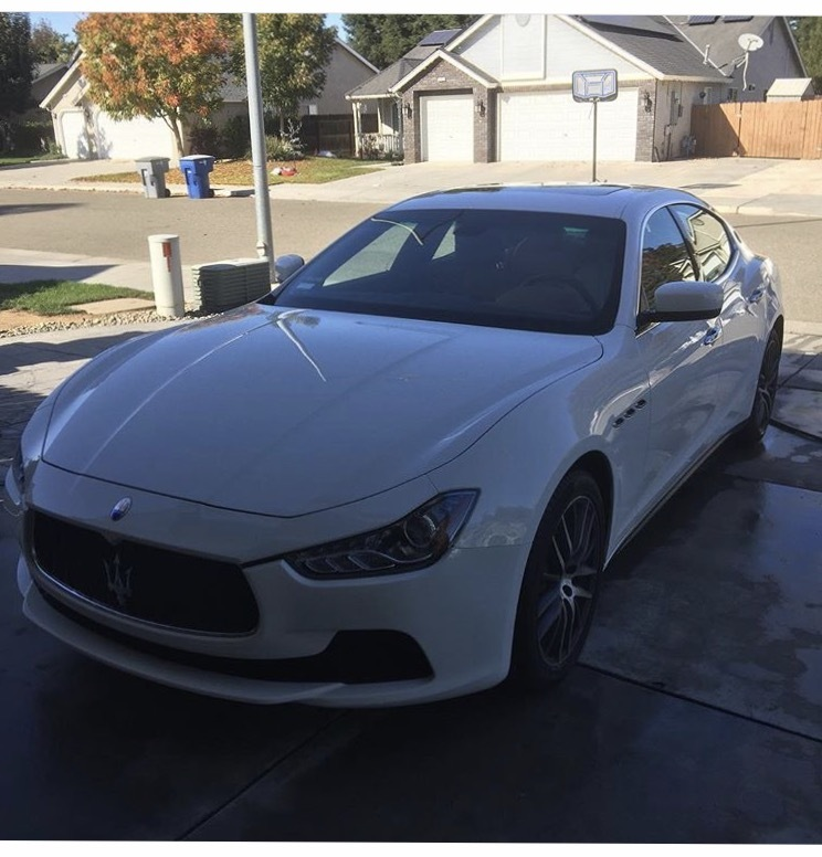 2016 Maserati Ghibli Sq4 1 4 Mile Trap Speeds 0 60 Dragtimes Com