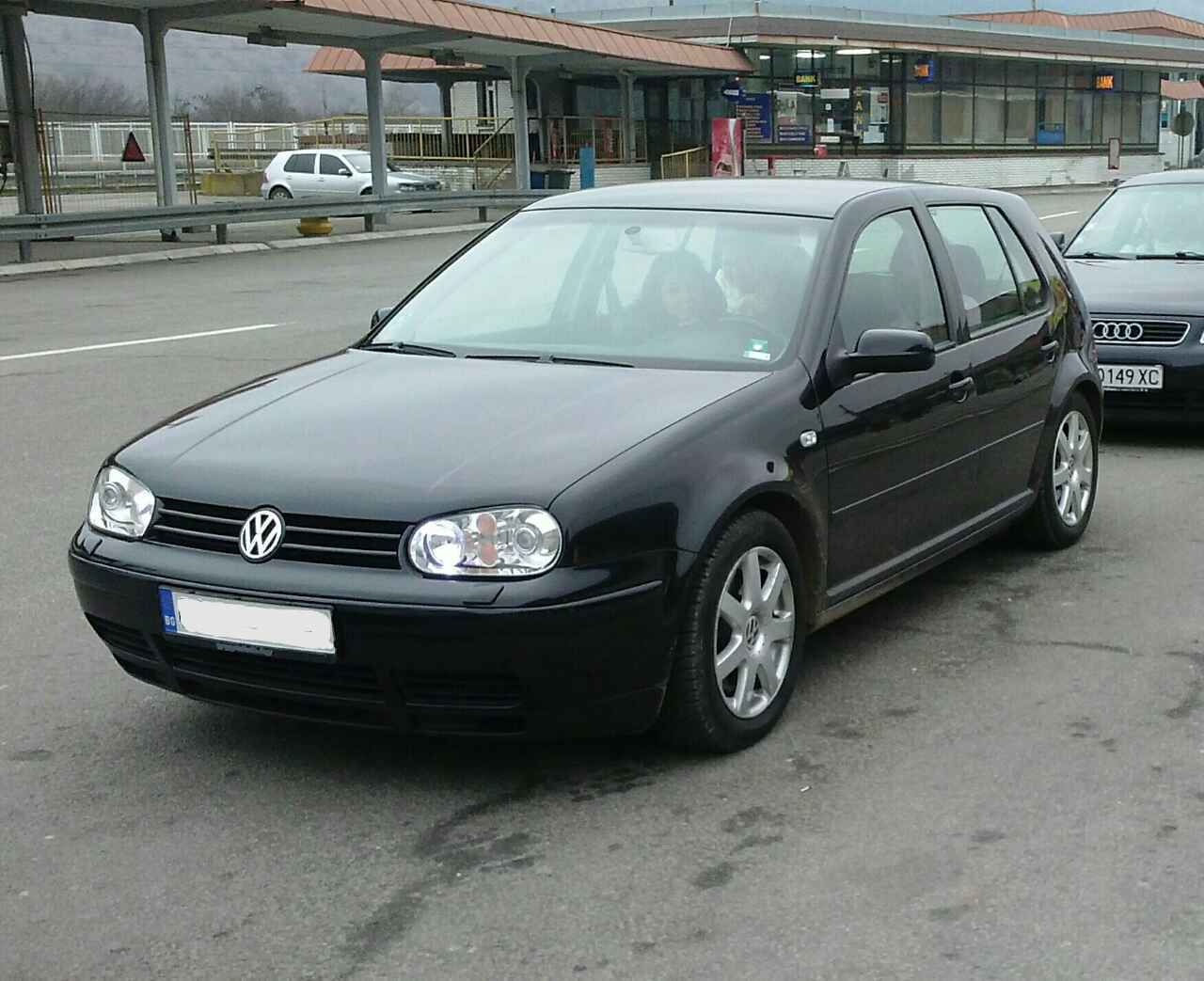 2002 Volkswagen Golf V6