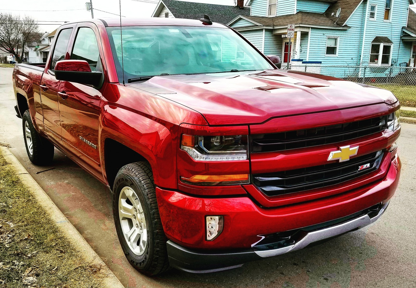 Dark Red Metallic 2017 Chevrolet CK1500 Truck Z71 1LT