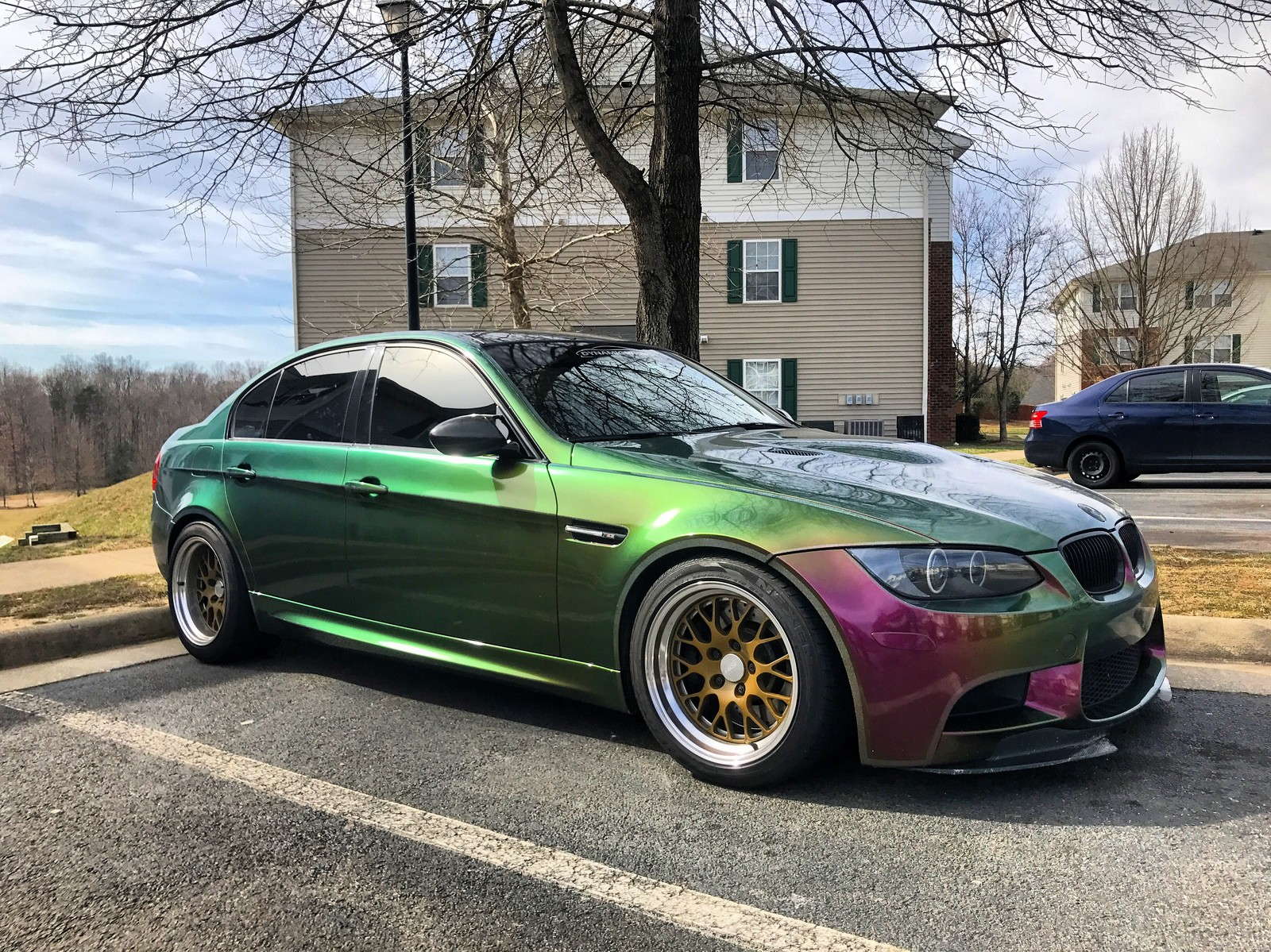 2010 Bmw M3 E90 1 4 Mile Drag Racing Timeslip Specs 0 60 Dragtimes Com
