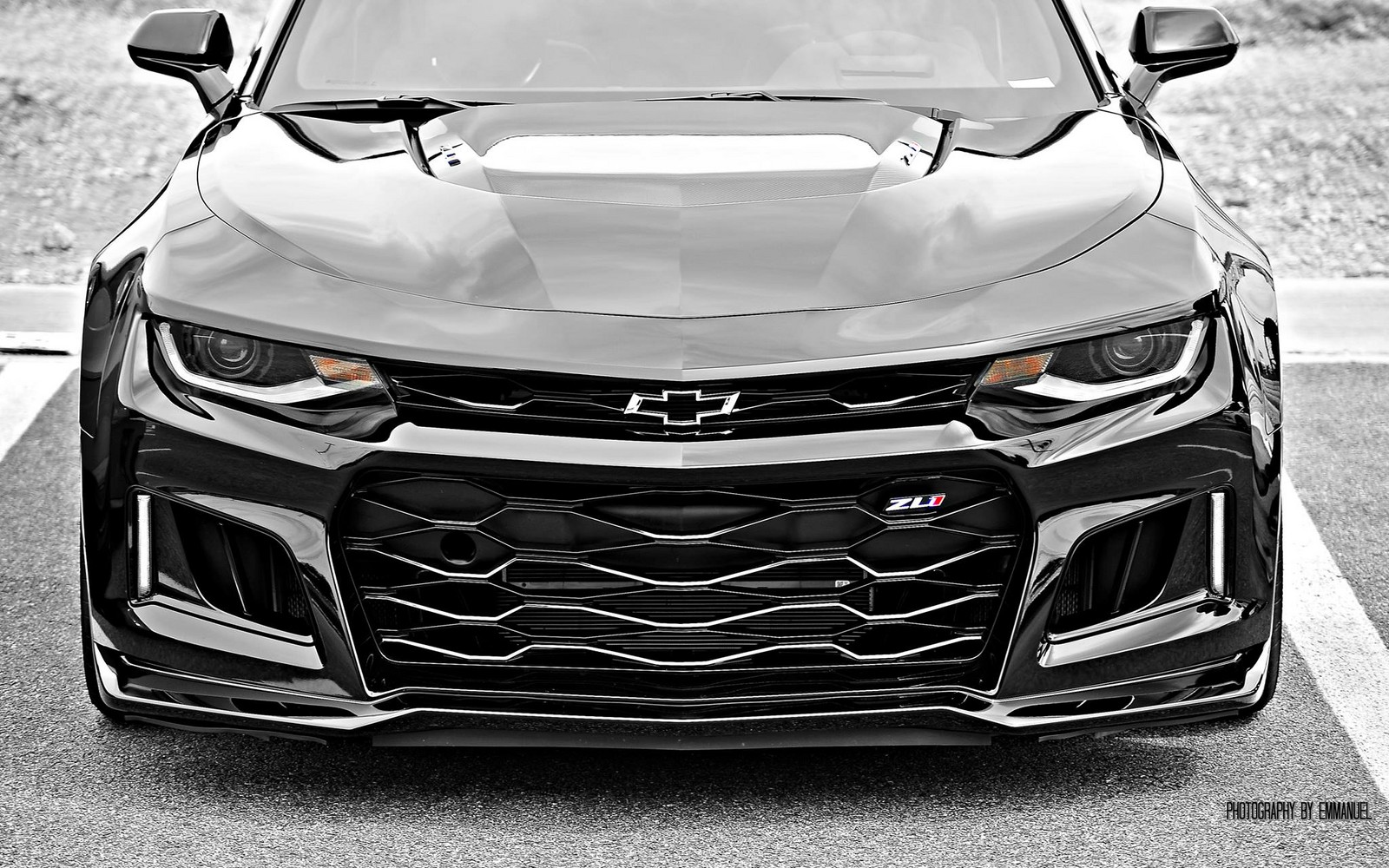 Black 2017 Chevrolet Camaro Zl1