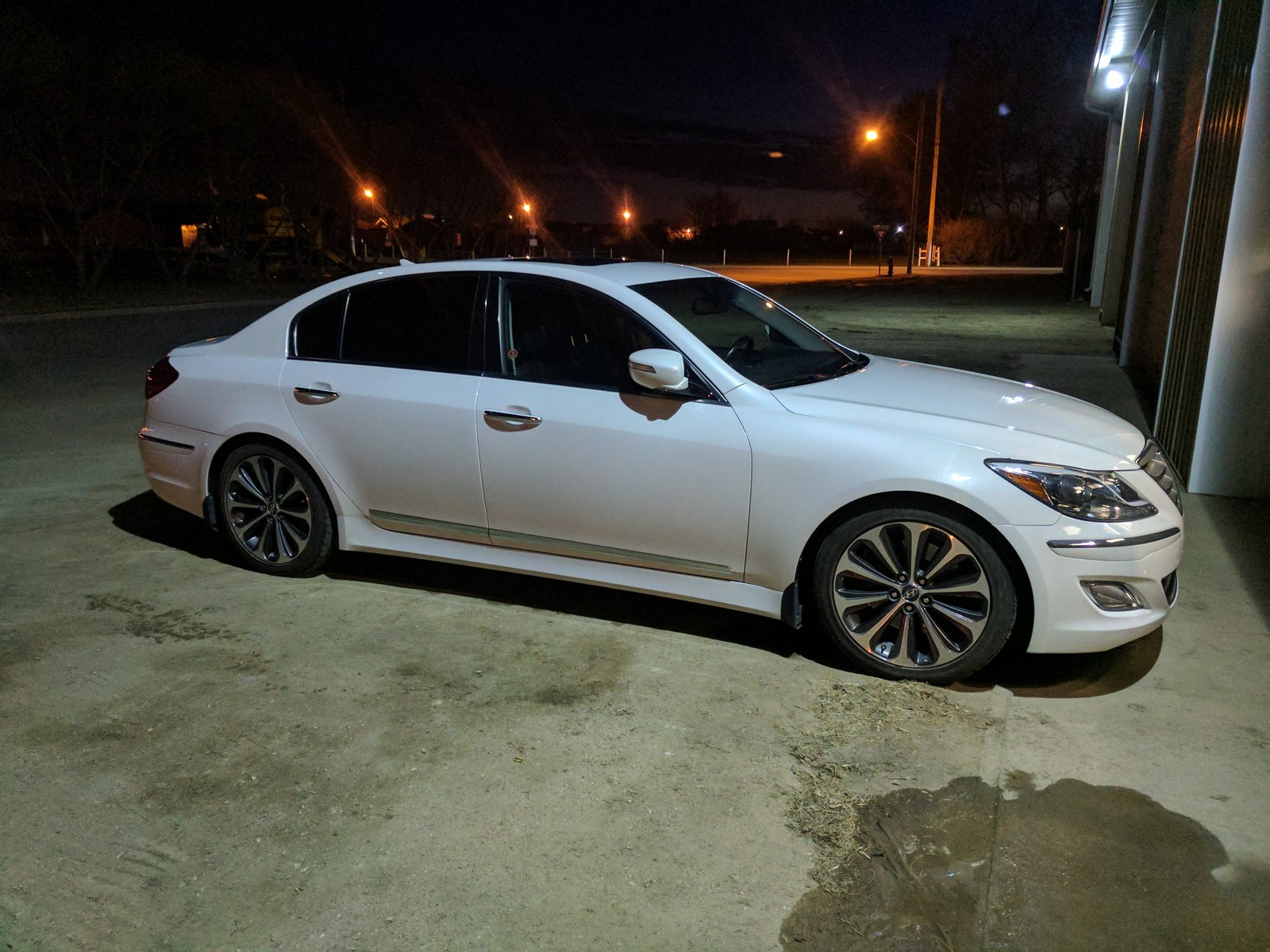 2012 Hyundai Genesis Sedan 5 0l Rspec 1 4 Mile Drag Racing