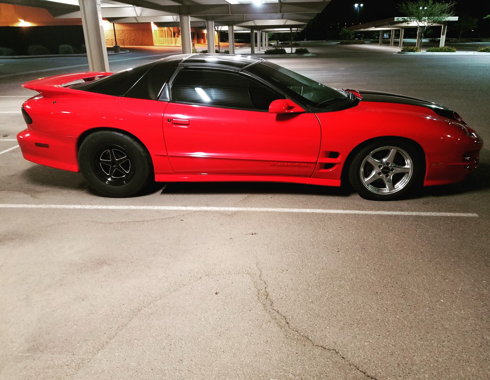2001 Red Pontiac Trans Am Ws6 picture, mods, upgrades