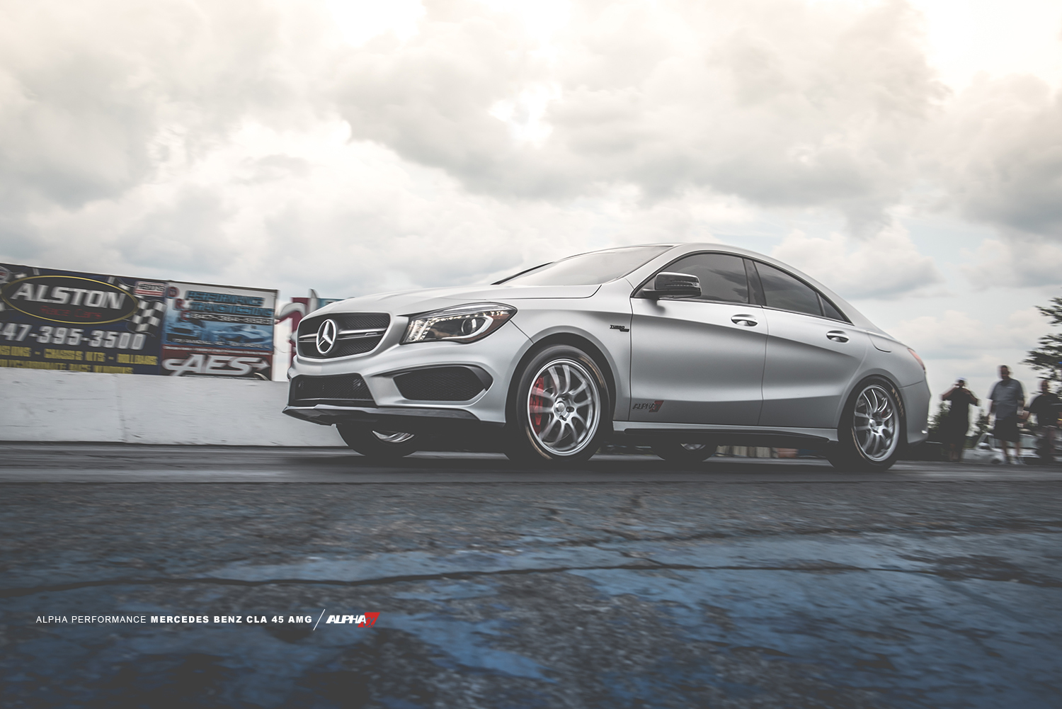 2014 Silver Mercedes-Benz CLA45 AMG  picture, mods, upgrades