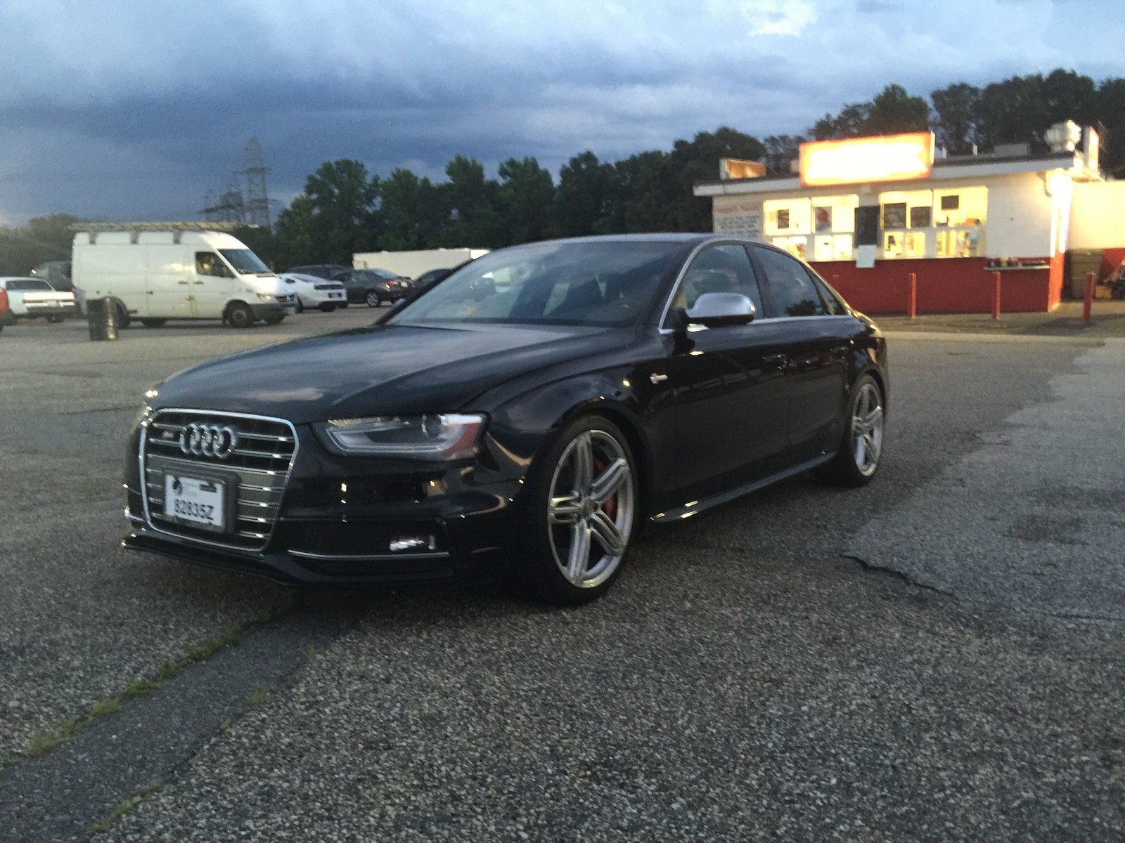 Audi S4 0 60 >> 2013 Audi S4 1/4 mile trap speeds 0-60 - DragTimes.com