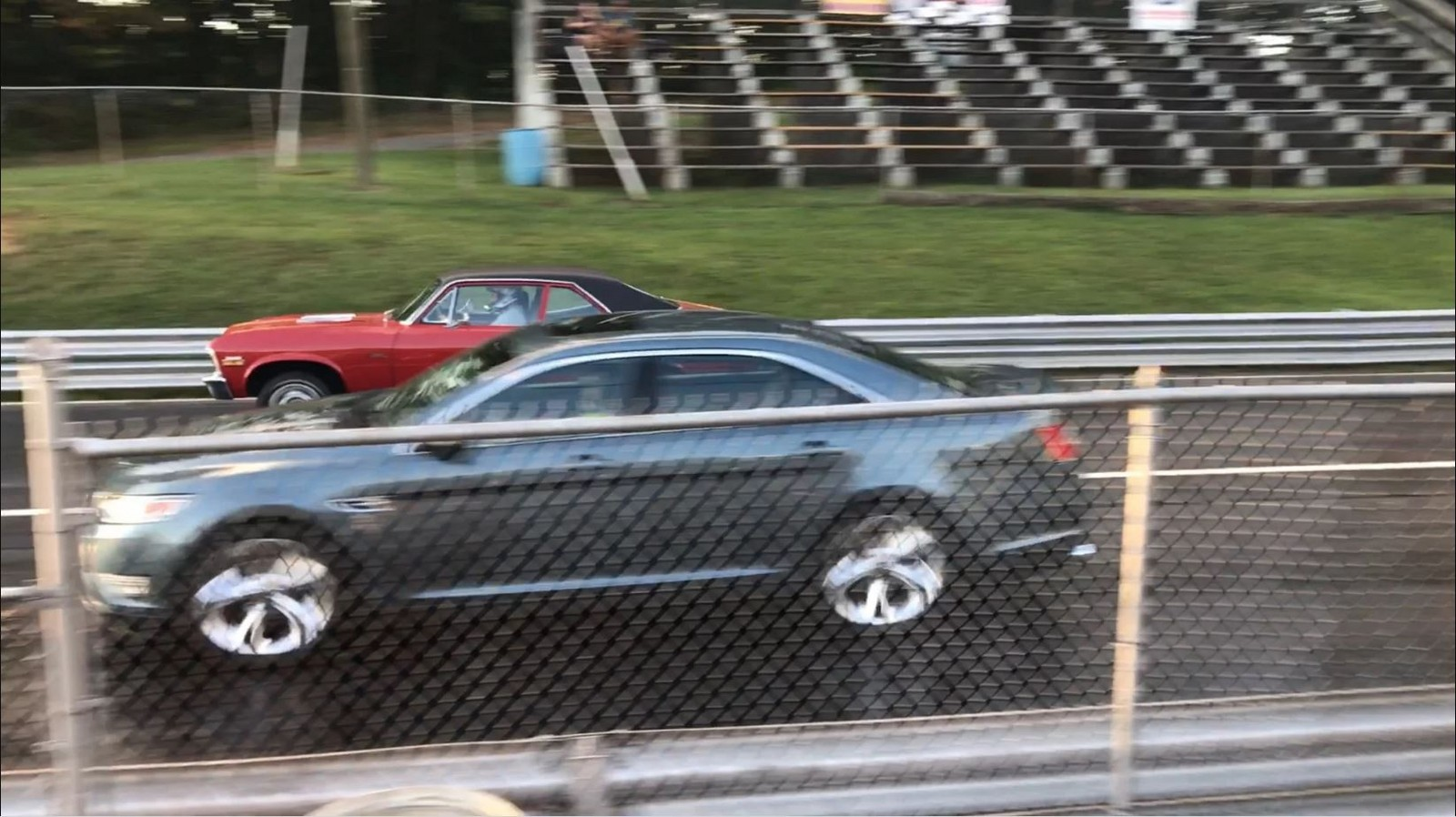 2010 Ford Taurus Sho 1 4 Mile Trap Speeds 0 60 Dragtimes Com