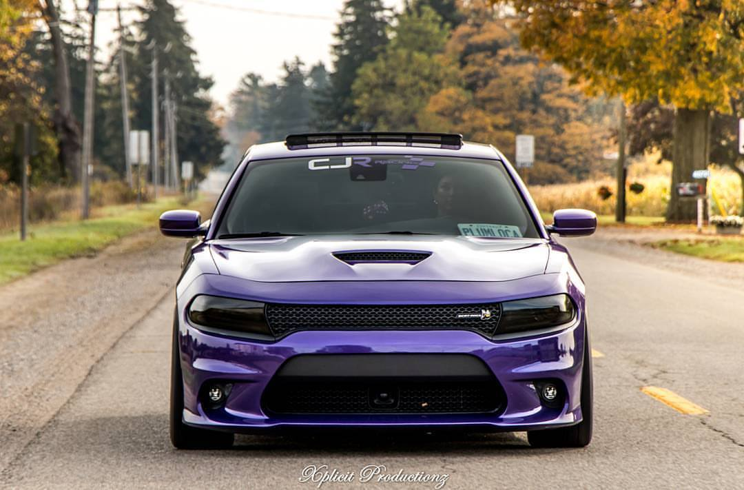 plumcrazy 2016 Dodge Charger scat pack