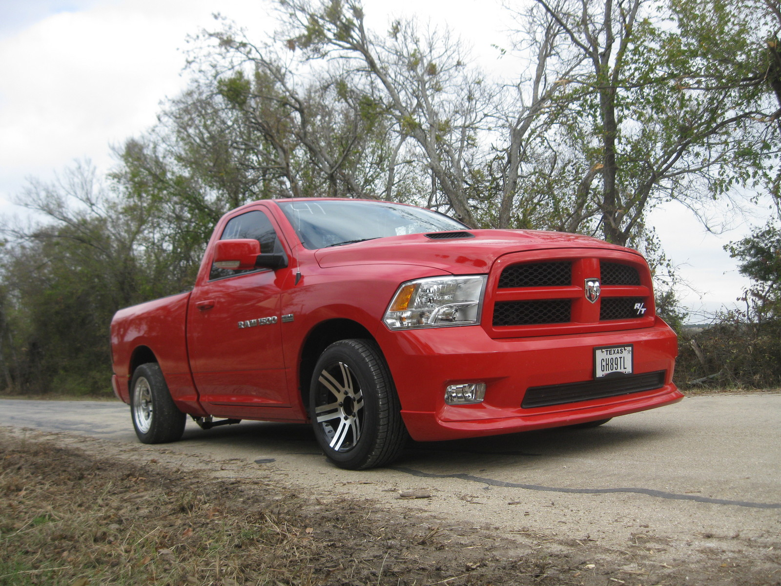 Dodge Extended Warranty >> 2011 Dodge Ram 1500 R/T 1/4 mile trap speeds 0-60 - DragTimes.com