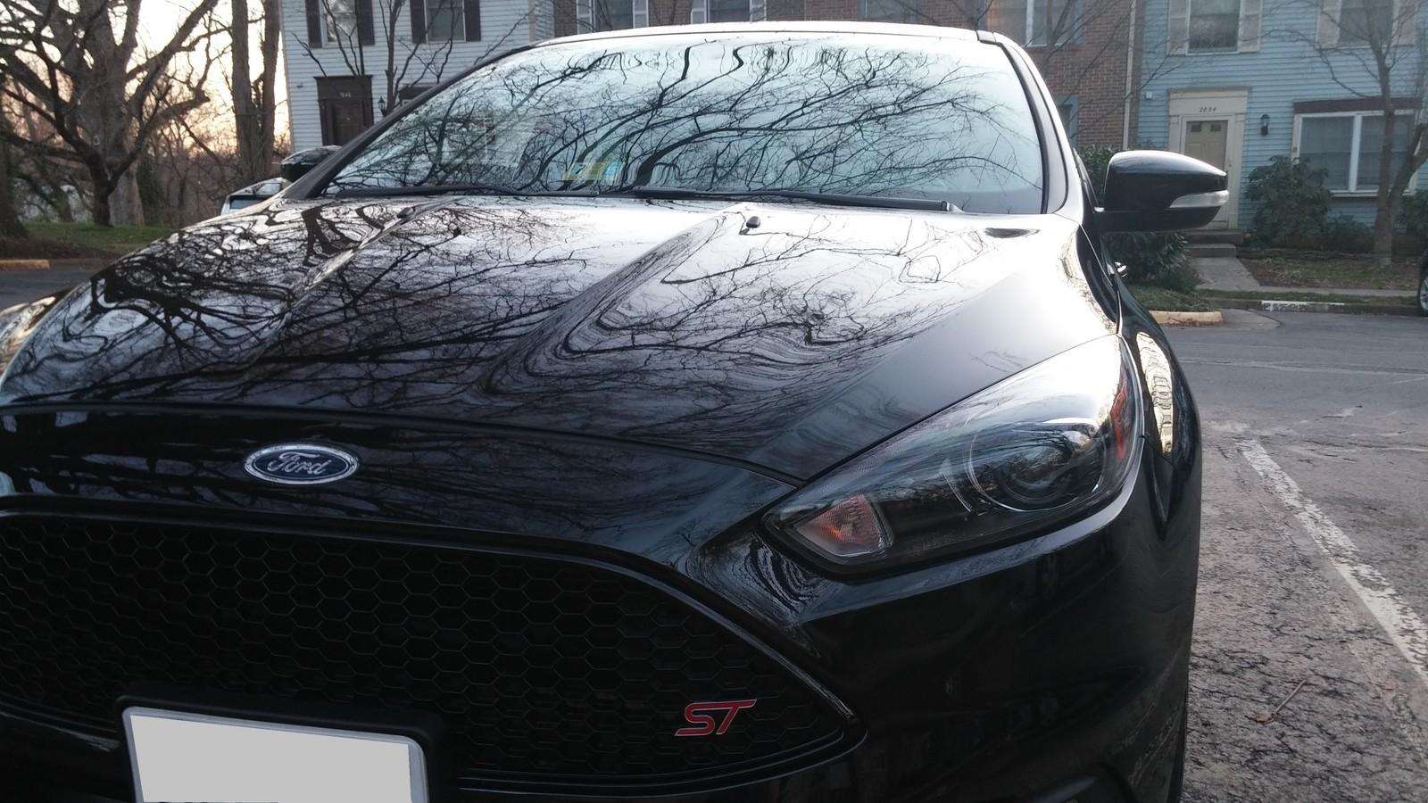 Focus St 0 60 >> 2015 Ford Focus St 1 4 Mile Trap Speeds 0 60 Dragtimes Com