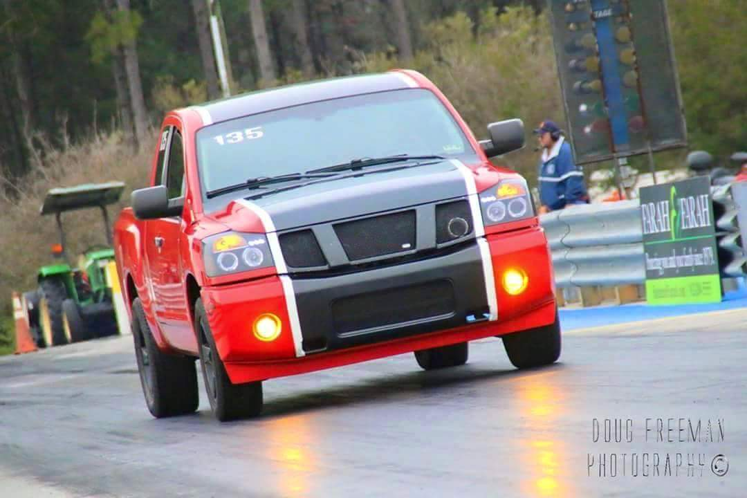 2007  Nissan Titan  picture, mods, upgrades