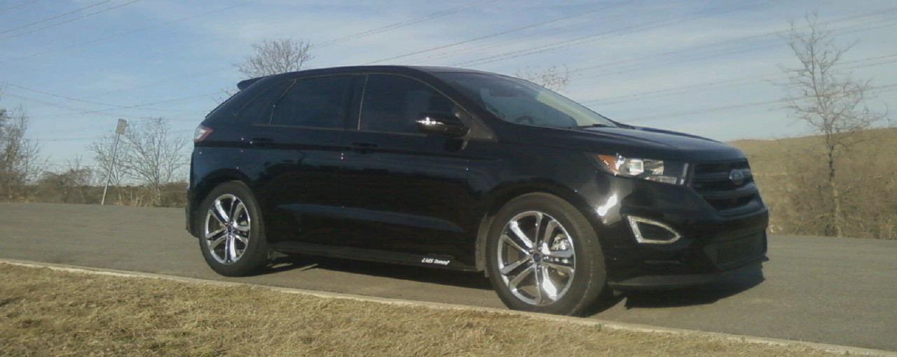 Black Ford Edge Sport Picture Mods Upgrades