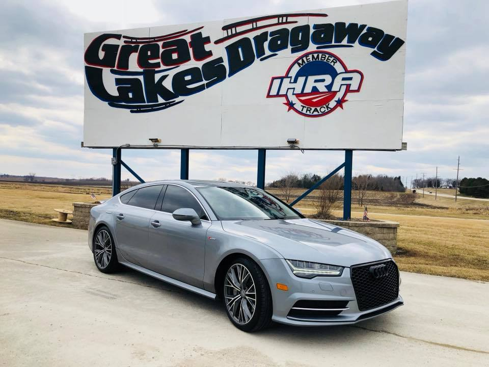 2016 Silver Audi A7  picture, mods, upgrades