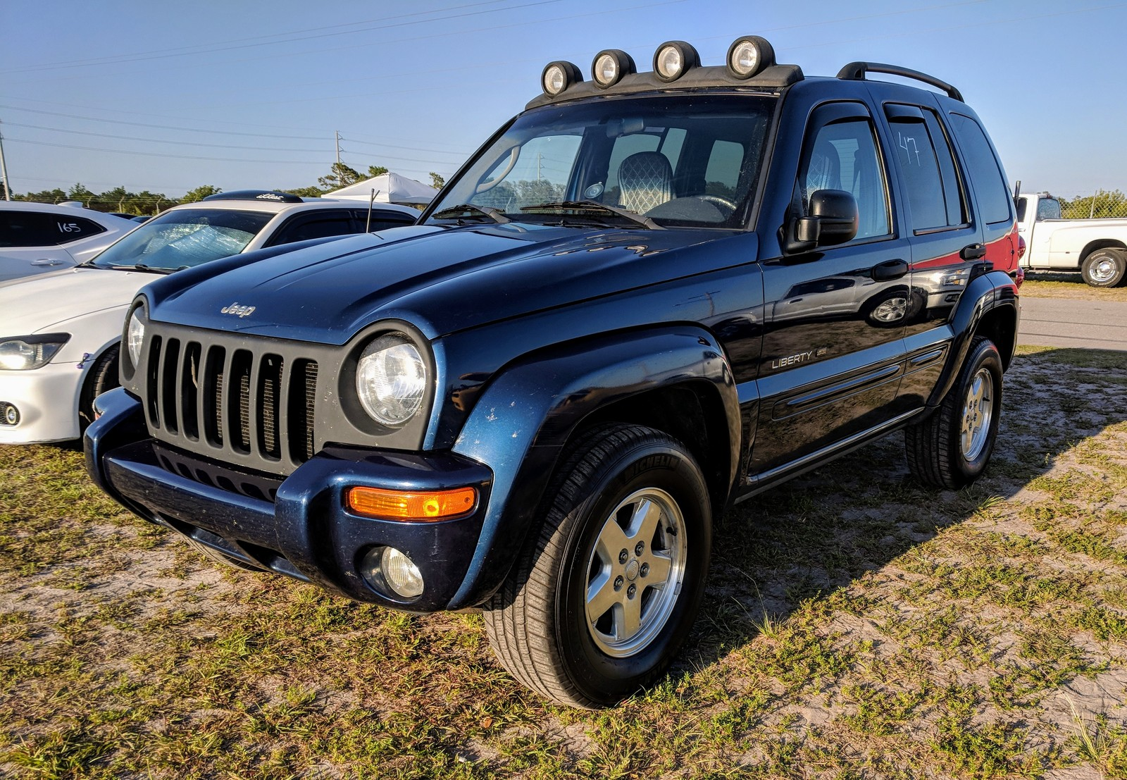 2002 jeep liberty limited 1 4 mile trap speeds 0 60. Black Bedroom Furniture Sets. Home Design Ideas