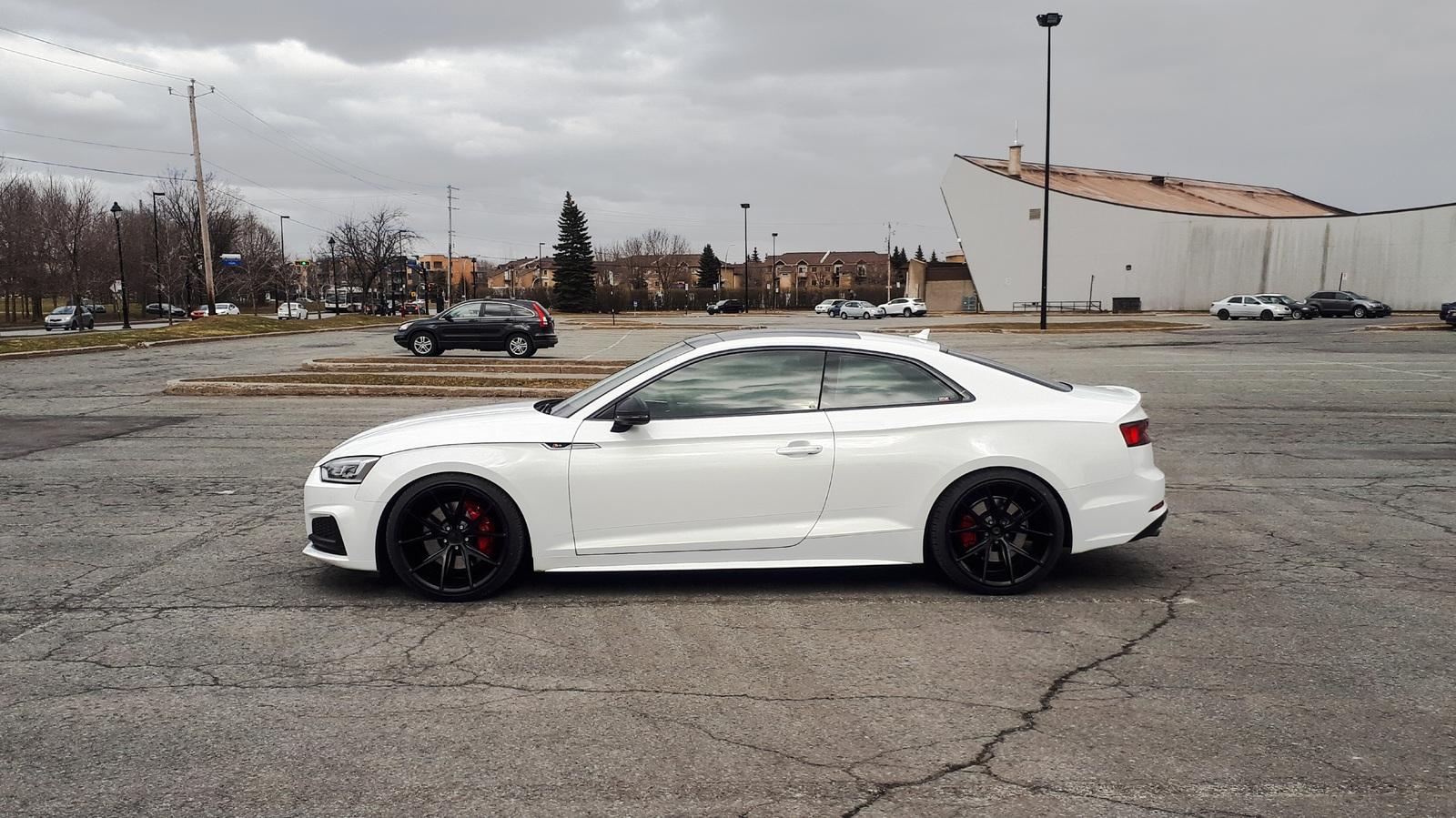 2018 Audi S5 Coupe 1 4 Mile Drag Racing Timeslip Specs 0 60 Dragtimes Com
