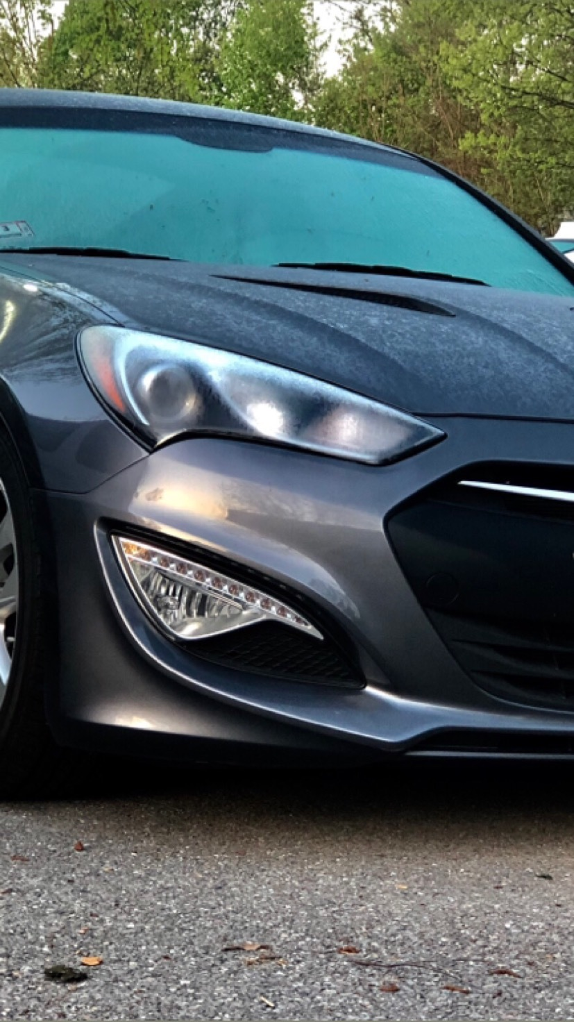 2016 Hyundai Genesis Coupe 1 4 Mile Trap Speeds 0 60 Dragtimes Com