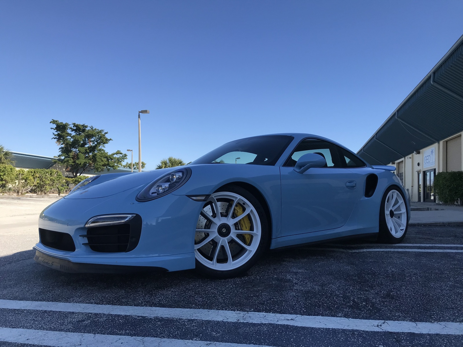 2015 Gulf Blue Porsche 911 Turbo 991.1 Turbo S picture, mods, upgrades