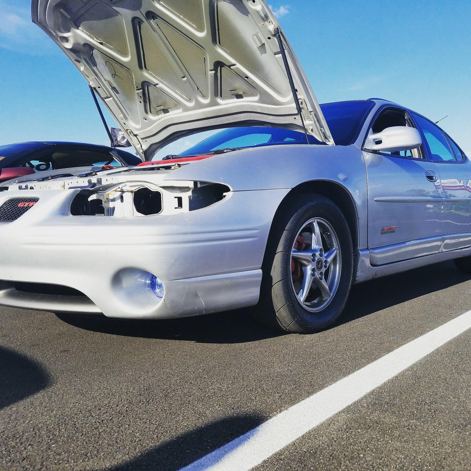 2002 Pontiac Grand Prix Gt >> 2002 Pontiac Grand Prix Gtp 1 4 Mile Trap Speeds 0 60