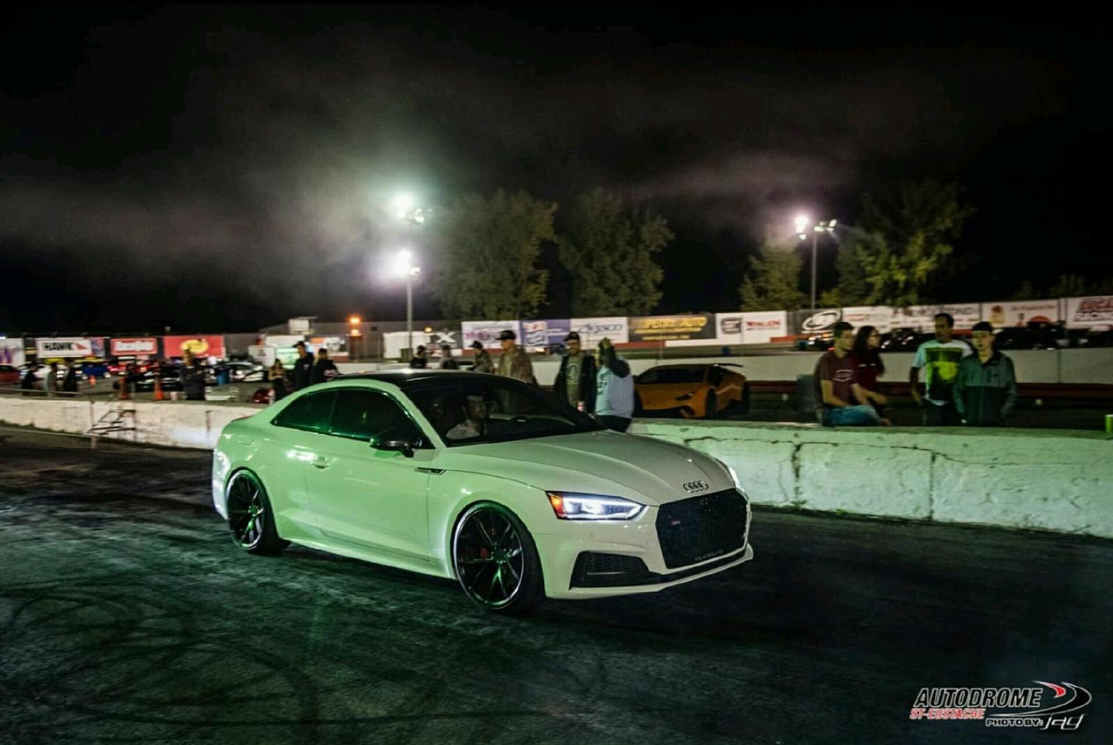 2018 Audi S5 Coupe 1 4 Mile Trap Speeds 0 60 Dragtimes Com