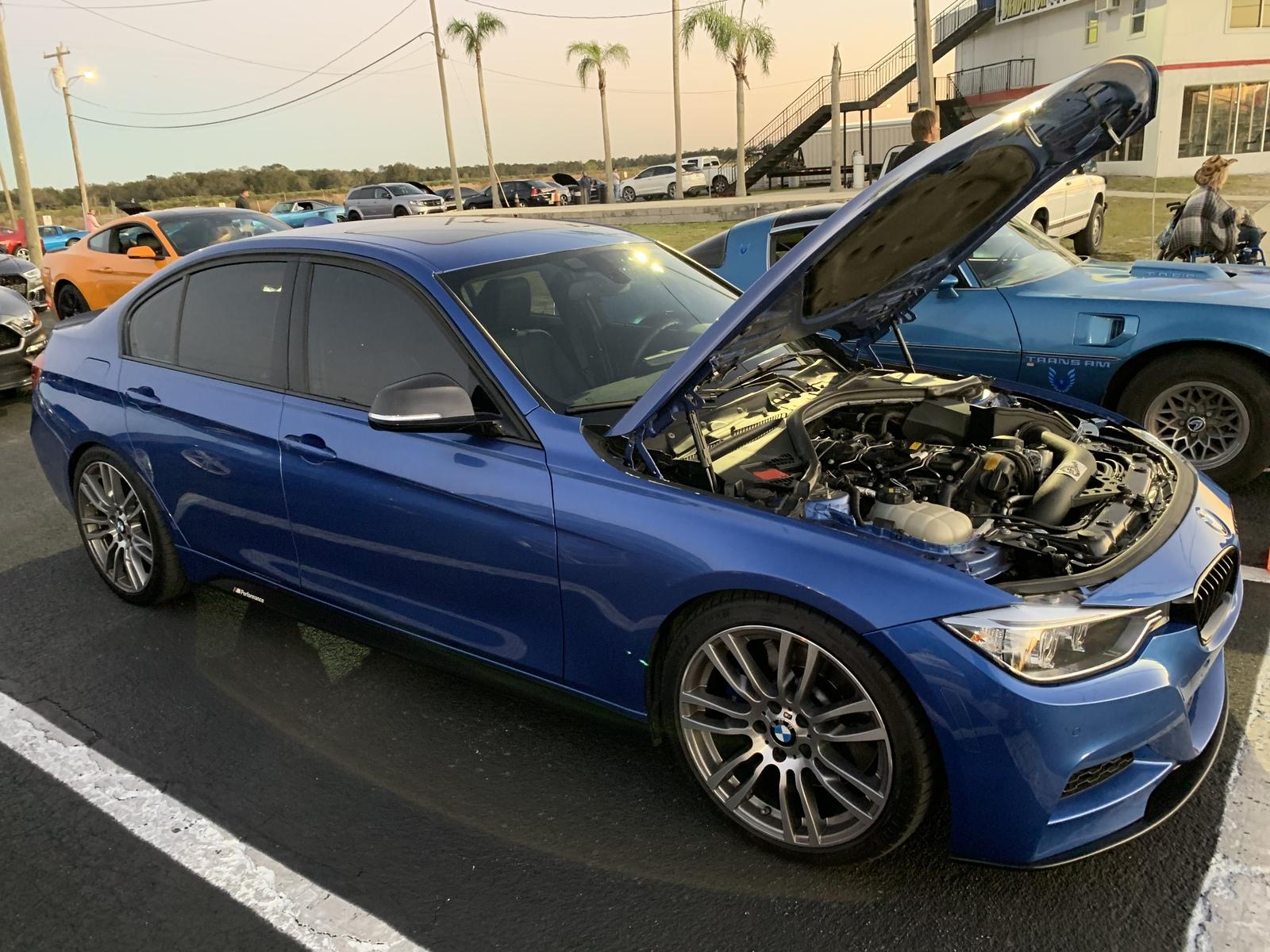 2014 BMW 335i 1/4 mile trap speeds 0-60 - DragTimes com