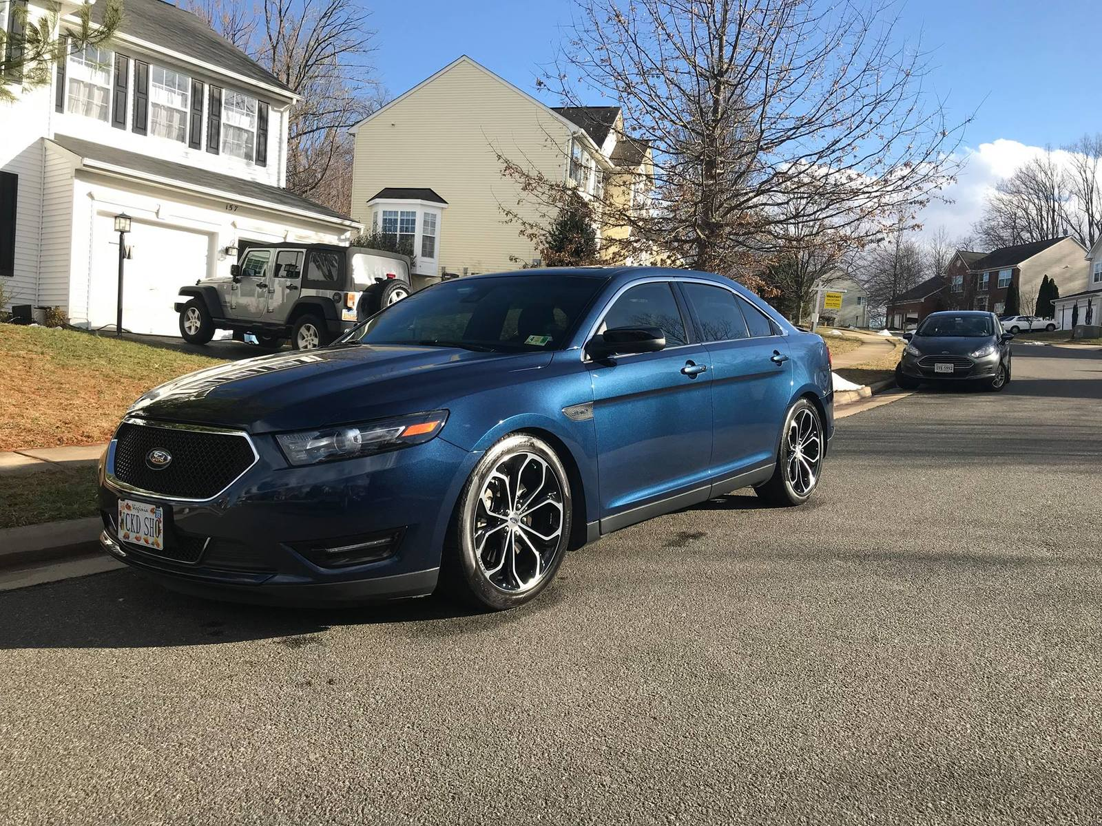 Ford Taurus Sho 0-60 >> 2016 Ford Taurus Sho 1 4 Mile Trap Speeds 0 60 Dragtimes Com
