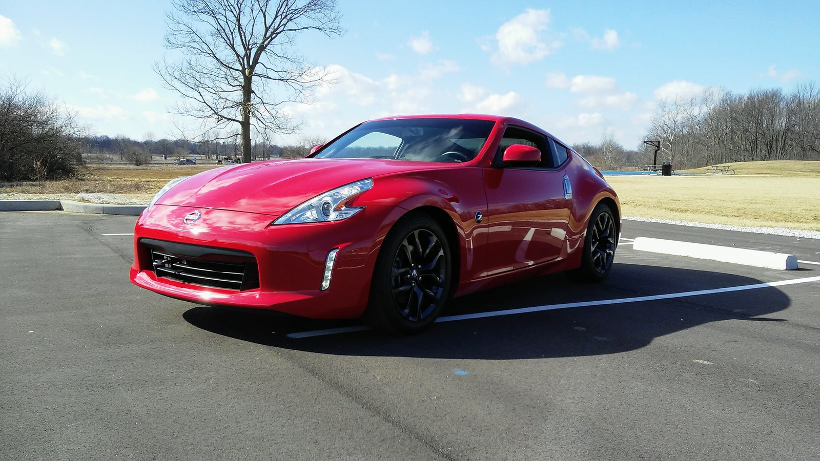 2015 Nissan 370Z Base 7at
