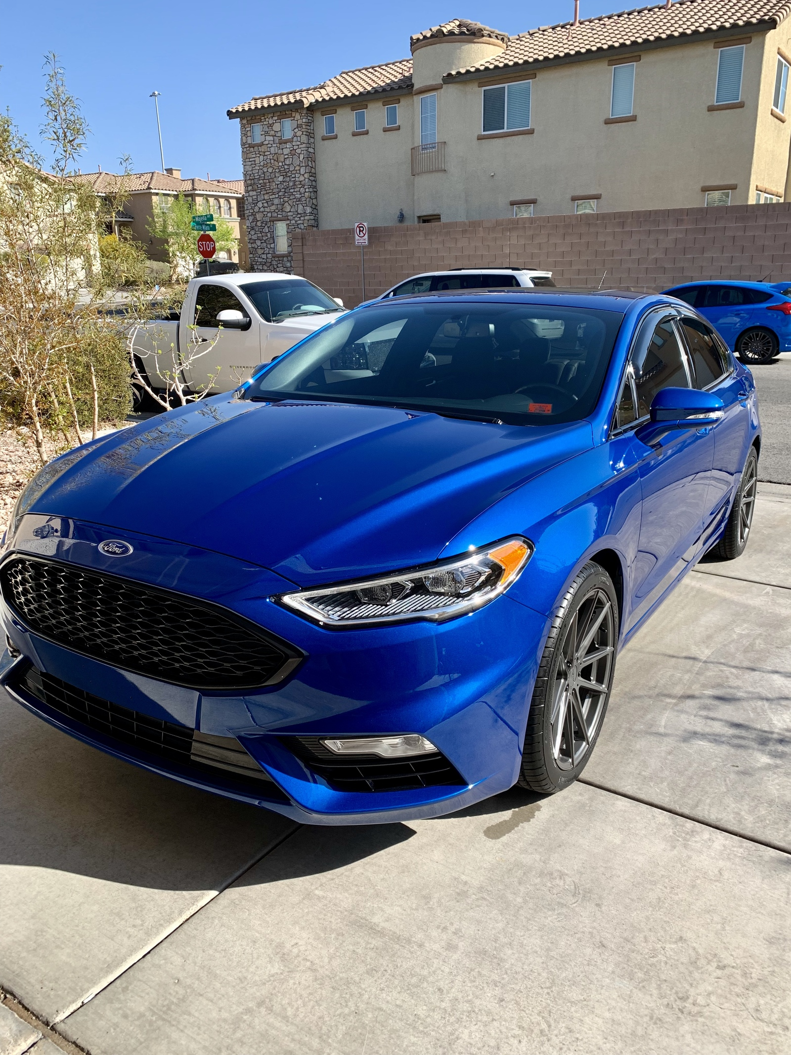 2017 Ford Fusion Sport 1 4 Mile Drag Racing Trap Sd 0 60