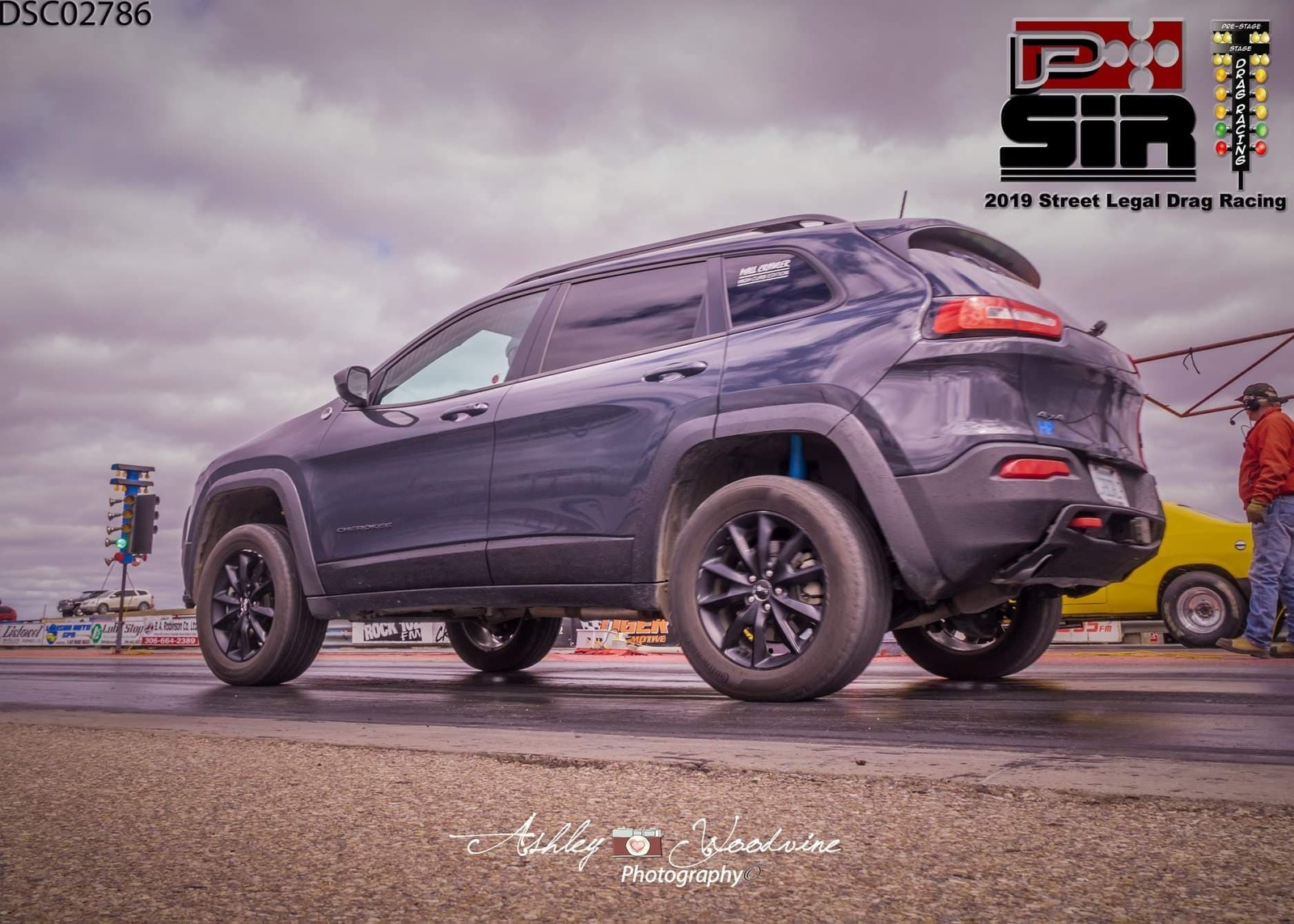 2016 Jeep Cherokee Trailhawk 3 2l V6 1 4 Mile Trap Speeds 0 60