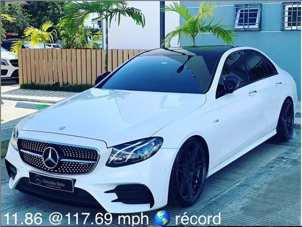 2019  Mercedes-Benz E43 AMG Weistec picture, mods, upgrades