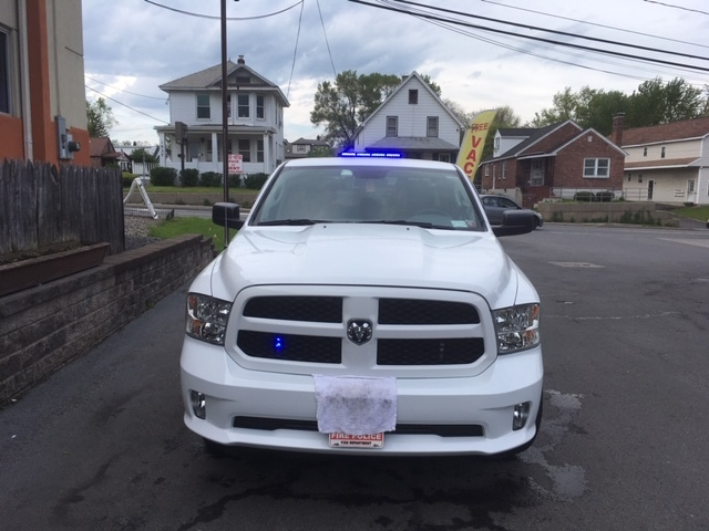 White 2019 Dodge Ram 1500 Express Classic