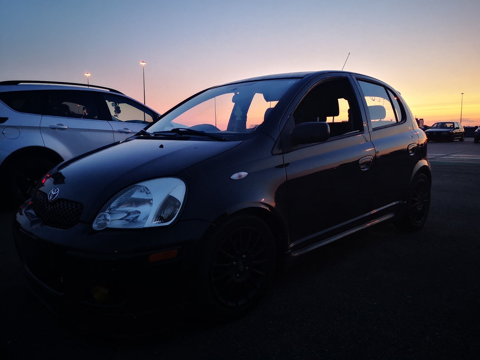209 Black 2005 Toyota Echo RS