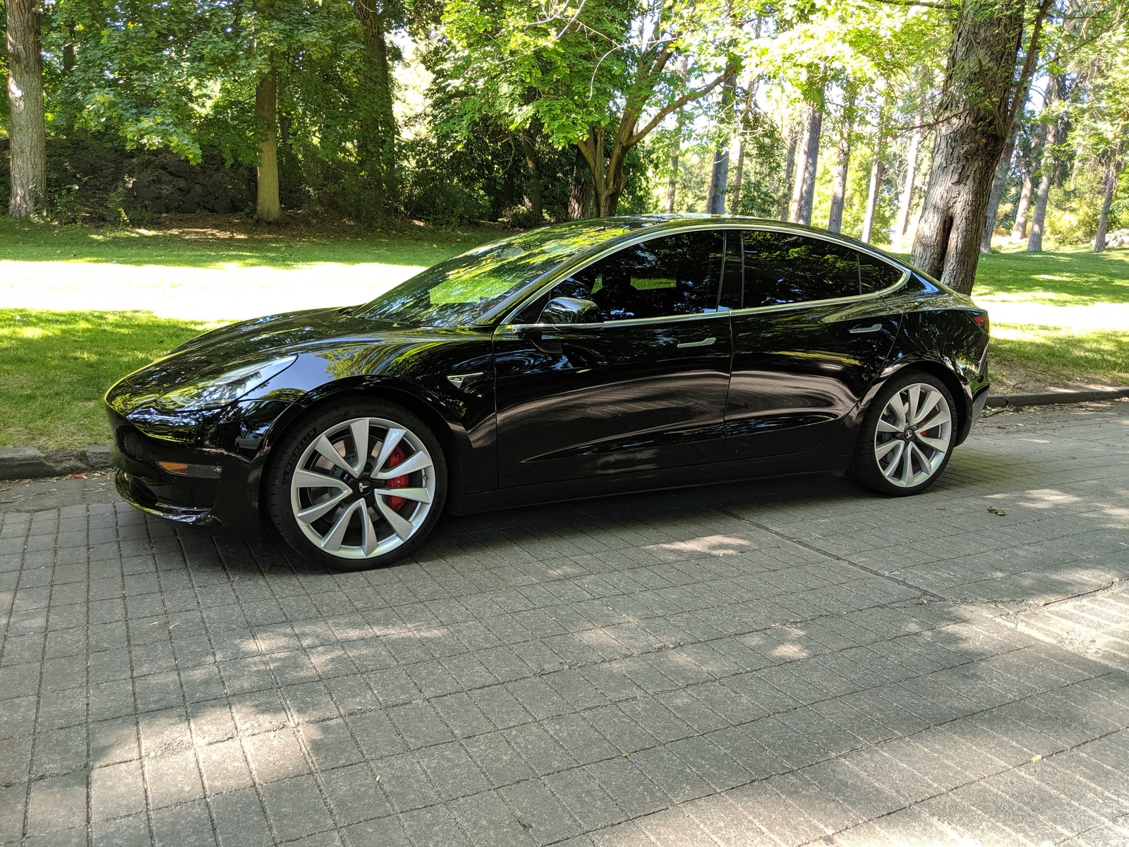 2018 Tesla Model 3 Model 3 Performance