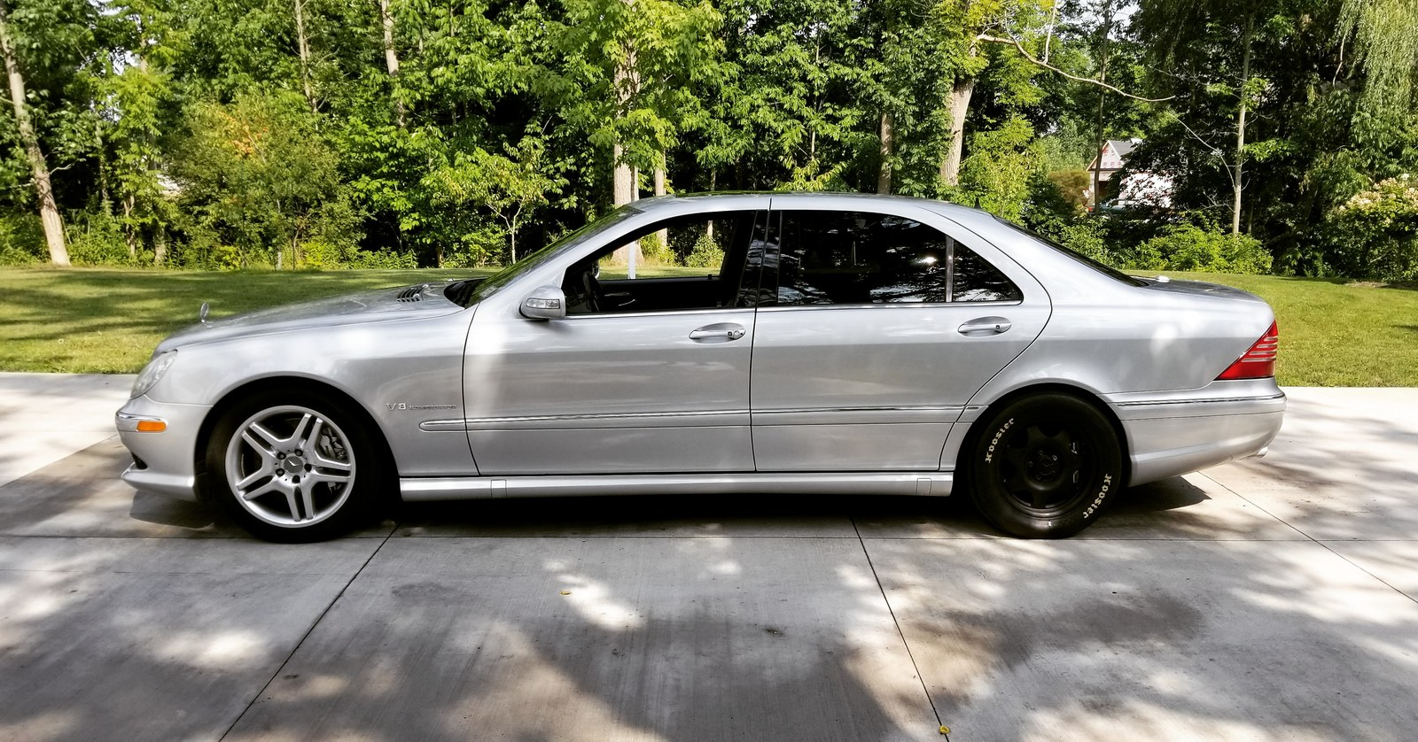 S 2005 Mercedes-Benz S55 AMG AMG