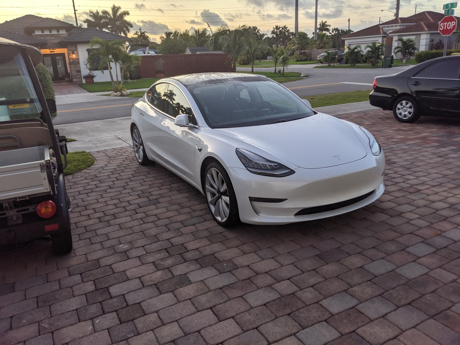 2019 Tesla Model 3 Performance 1/8 mile Drag Racing ...