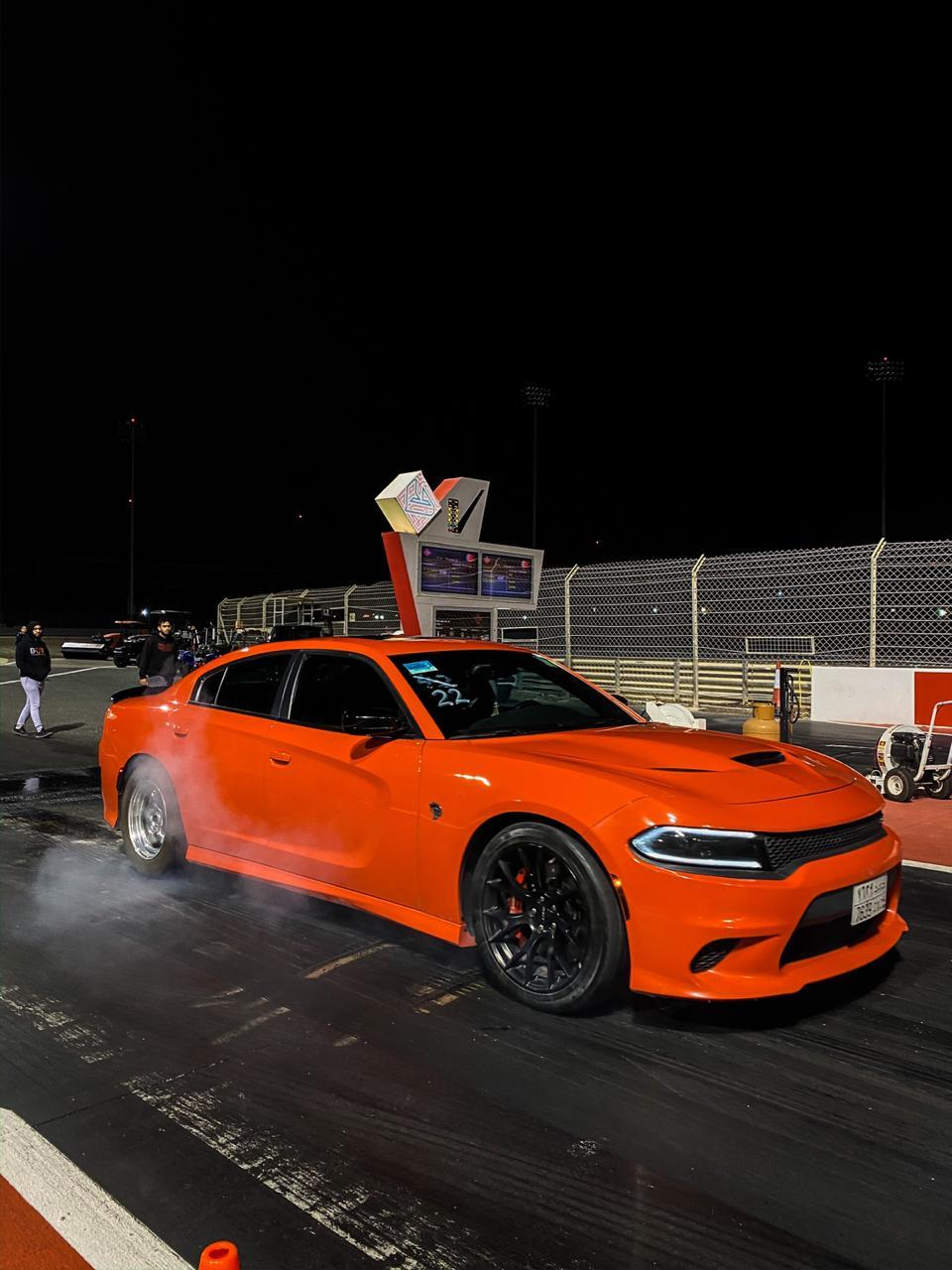 charger dodge hellcat drag racing mile specs timeslip dragtimes mango performance go