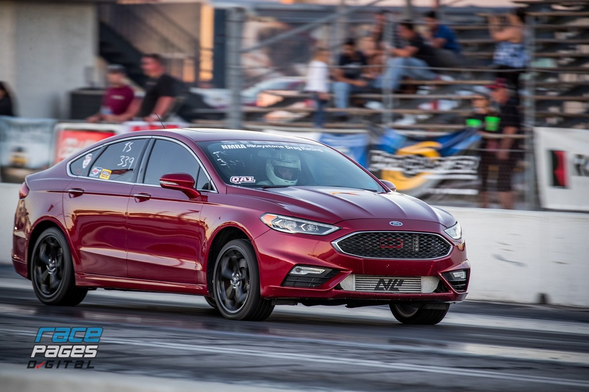 2017 Red Ford Fusion Sport  picture, mods, upgrades